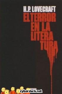 El terror en la literatura
