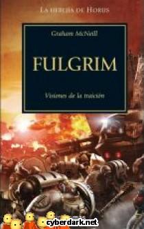 Portada de Fulgrim