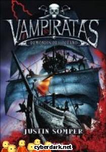 Vampiratas de Justin Somper 324461b0b74c750