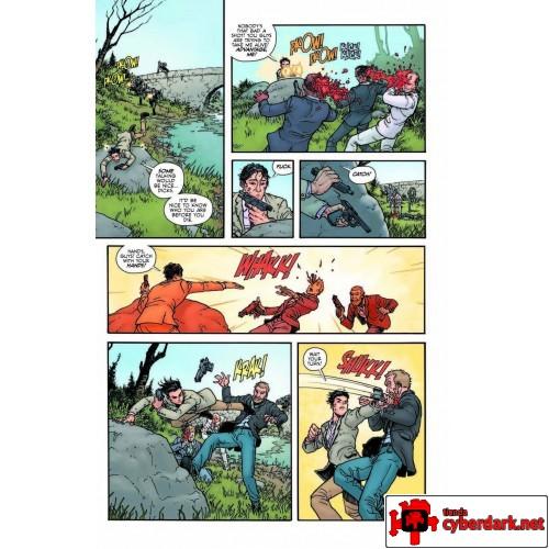Die! Die! Die! 1 - cómic, de Robert Kirkman y Chris